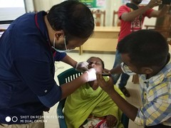 "COMMUNITY BASED DENTAL PROGRAM (CBDP) AT BOALMARI, FARIDPUR ON 25- 26TH JULY 2018 • <a style=""font-size:0.8em;"" href=""http://www.flickr.com/photos/130149674@N08/31233981817/"" target=""_blank"">View on Flickr</a>"