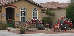 December 14, 2018 (7) (gaymay) Tags: california desert gay love palmsprings riversidecounty coachellavalley sonorandesert christmasdecorations decorations socks