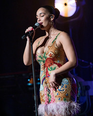 Jorja Smith 11/26/2018 #4 (jus10h) Tags: jorja smith jorjasmith onestowatch otw los angeles wiltern theater theatre california live music gig show concert event nikon z6 2018 monday november 26 mirrorless z 6 justinhiguchi