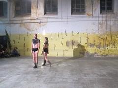 BIONIC FESTIVAL - JONATHAN MARTINEAU & NATALIYA ANDRU (Honevo) Tags: bionicfestival honevo nataliyaandru jonathanmartineau dancers madrid bailarines dance
