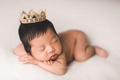 The Queen of Newborns | Newborn photography in Northern Virginia (rdanzenbaker) Tags: domedina newbornphotographer rebeccadanzenbakerphotography newbornphotography newbornportraits newbornphotos newbornstudio newbornphotographystudio posednewbornphotography crown