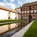 One of the marvelous courtyards of the Alhambra