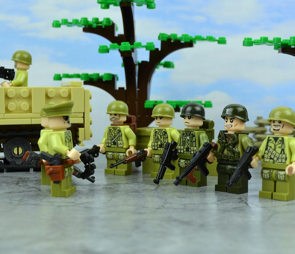 The World's Best Photos of minifigures and usa - Flickr Hive