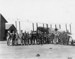 air mail collection image (San Diego Air & Space Museum Archives) Tags: airmaildh4 usairmail airmail aviation aircraft airplane biplane dehavilland dehavillanddh4 dh4 libertyengine libertyl12 liberty12