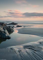 Pastel dawn (Donard850) Tags: ardspeninsula ballywalter countydown irishseasea northernireland afterstormdeirdre beach clouds pool rocks sunrise