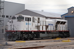EMDX 90 (aquascissors) Tags: railroad railfanning railfan railway rail trains chicago train emd electromotive emdlagrange lagrange mccook emdmccook progressrail sd90 sd90mac sd90mach