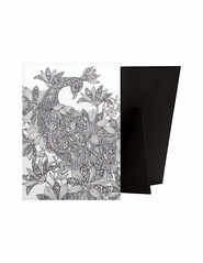 Peacock -Contemporary line art of an intricate peacock with flowers against a white background.  Purchase - https://spaceplug.com/peacock.html . . . . #spaceplug #canvasdemand #gallerywrap #like4like #follow4follow #fashion #art #beauty #canvas #wallart # (spaceplug) Tags: blackwhite art canvas beauty createyourart spaceplug gallerywrap like4like wallart fineart cute amazing followus perfectpic peacock nyc canvasdemand coloring follow4follow fashion