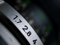 Aperture (BeMo52) Tags: aperture blende lens lumixgmacro30mmf28 macro macromondays makro objektiv photographygear redux2018 rokkor