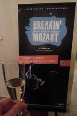 """Sekt im Mindener Stadttheater vor der Vorstellung """"Breakin' Mozart"""" (multipel_bleiben) Tags: essen getränk alkoholika gastronomie sekt"""