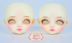 Lati yellow Lami & Sophie (♥..Nomyens..♥) Tags: bjd balljointdoll toy doll custom faceup paint painting painted repaint handmade nomyens nomyenscom latidoll latiyellow tiny tinydoll