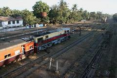 I_B_1510 (florian_grupp) Tags: asia myanmar burma train railway railroad bago pegu myanmarailways southeast metergauge metregauge 1000mm steam locomotive steamlocomotive vulcan foundry 2007