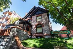 Molly Brown House - Doors Open Denver 2018 (BeerAndLoathing) Tags: 2018 autumn usa denver doorsopendenver 77d downtowndenver colorado city canoneos77d canon fall september downtown