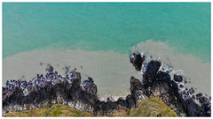 Magheramore beach, Co. Wicklow (Andrew J. Nolan) Tags: drone djimavicair sea coast ireland wicklow photohopexpress