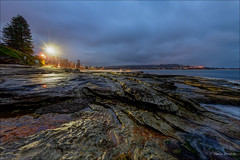 Artificial (JustAddVignette) Tags: australia clouds cloudy deewhy drizzle early firstlight landscapes lights newsouthwales northernbeaches ocean rockpool rocks seascape seawater sky sydney tidalpool water