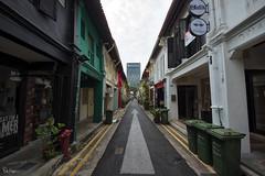 Point the Way Haji Lane (Karnevil) Tags: asia singapore lioncity hajilane arabstreet historickampongglam kampongglam livemusic funk oldclassic graffiti quirkydecor arrow pointtheway urban urbanphotography wideangle nikon d610 petekreps