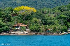 Ilha Comprida - Paraty (elcio.reis) Tags: brasil mar nikon historic histórico island brazil ilha riodejaneiro landscape paisagem paraty history sea br