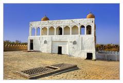 Bukhara UZ - Ark of Bukhara 06 (Daniel Mennerich) Tags: silk road uzbekistan bukhara history architecture canon dslr eos hdr hdri spiegelreflexkamera slr