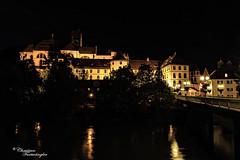Altstadt Füssen bei Nacht (christian.furtwaengler) Tags: auto car old hdr rost geräte bike glas blau stileben gebäude kirchen new year 2018 sonstiges neu jahr