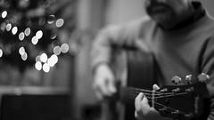 christmas blues (l'imagerie poétique) Tags: blues bokeh vintagelens helios44m4 video pierre guitar sympatoche
