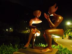 PA070289 (kriD1973) Tags: europe europa italia italien italie italy campania kampanien campanie costiera amalfitana amalfi coast côte amalfitaine amalfiküste salerno salerne statua scultura arte art kunst sculpture skulptur