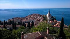 Piran (CraDorPhoto) Tags: nokian8 landscape city slovenia mobilephotography water coast sea