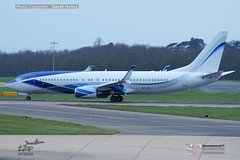 N737M EIE Eagle Inc Boeing 737-800 London Stansted Airport April 2018 (bananamanuk79) Tags: planewatch pictures aviation airplane airport london flying flight runway air travel transport pilot avgeek airways takeoff departure flyer vehicle outdoor airliner jet jetliner flyers travelling holiday logo livery painted airplanes aicraft photos airline airliners airlines planespotter stansted londonstanstedairport stn boeing boeing737800 b737 eieeagleinc n737m