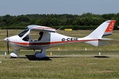 G-CEIE (LIAM J McMANUS - Manchester Airport Photostream) Tags: gceie pandmaviation flightdesign ctsw fdct cityairportmanchester barton egcb