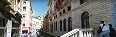 8 (ERREGI 1958) Tags: canale veneto venezia italia italy pssanti pedoni turisti venice ponte acqua bridge