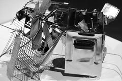 6Q3A2241 (www.ilkkajukarainen.fi) Tags: emma museum museo musée museet kortti espoo weegee visit travel travelling happy life suomi finland eu europa scandinavia blackandwhite mustavalkoinen monochrome taide teos nykytaide contemporary art katemcintosh worktable