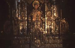 Der Hauptaltar in der Kathedrale von Santiago de Compostela (fotoculus) Tags: groserundreisedeutschlandfrankreichspanienportugalspanienfrankreichdeutschland spanien españa galizien galicia santiagodecompostela
