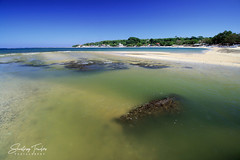 Darigayos Beach (engrjpleo) Tags: darigayosbeach luna launion ilocosregion philippines beach landscape sea seascape water waterscape seaside shore coast rock outdoor