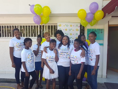 International Day of the Girl 2018: Haiti