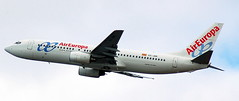 Boeing 737-85P EC-JBK (707-348C) Tags: palmaairport palma lepa airliner jetliner boeing boeing737 aireuropa pmi passenger spain 2006 aea b738 ecjbk