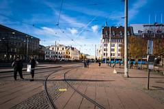 Streets of Gothenburg (Maria Eklind) Tags: höst city sweden autumn gothenburg göteborg västragötalandslän sverige se
