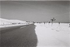 (grousespouse) Tags: vietnam 35mm analog film nikonf3 nikonseriese28mmf28 ilfordhp5400 analogue blackandwhite landscape monochrome beach dunes desert highway 2018 grousespouse croplab