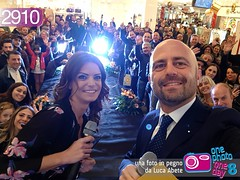 Foto in Pegno n° 2910 (Luca Abete ONEphotoONEday) Tags: 2910 18 novembre 2018 palco sfilata centro commerciale fragola porte di napoli