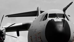 RMAF #A400M at Singapore Airshow 2018 (jvreymondon) Tags: a400m rmaf malaysia military aircraft airbus defence