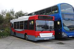 Vision Bus - Bolton (Hesterjenna Photography) Tags: lj56onm bus psv coach londonbus dennisdart dennis pointer travel transport visionbus vision bolton blackrod