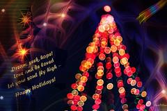 "Happy Holiday! (♣Cleide@.♣) Tags: © ♣cleide♣ brazil 2018 photo art digital photoshop christmas holiday blending fartdigital exotic ""netartii"" awardtree s0tn"