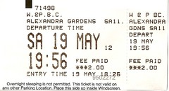 """Parkticket England • <a style=""""font-size:0.8em;"""" href=""""http://www.flickr.com/photos/79906204@N00/45406772404/"""" target=""""_blank"""">View on Flickr</a>"""