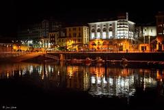 Rincones cotidianos 1 (galavardo) Tags: sony a7ii samyang 35mm28 gijón asturias españa spain puertodeportivo noche night reflejo reflection mirrorless