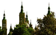 Torres (portalealba) Tags: zaragoza aragon españa spain portalealba pentax pentaxk50 pilar