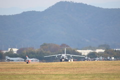 UP3A1100 (ken1_japan) Tags: 岐阜県各務原市 航空自衛隊岐阜基地 飛行開発実験団 ブルーインパルス t7 t4 f2 f4 f15 c1 kc767
