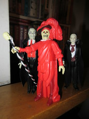 Mask of the Red Death Phantom of the Opera 8122 (Brechtbug) Tags: mask red death phantom opera masque funko super7 reaction remco minimonsters figure from 1980 lon chaney sr eric paris monster dusty action universal monsters new york city 2018 france convict devil s island scary horror terror halloween fright toy toys creatures shadow ghoul teacher mentor victor hugo skull like shadows creepy sideshow 1980s nyc creature super 7 seven