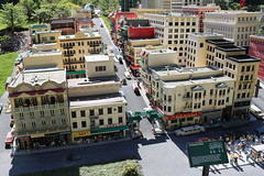 """Lego Hollywood area of Miniland • <a style=""""font-size:0.8em;"""" href=""""http://www.flickr.com/photos/28558260@N04/45580922504/"""" target=""""_blank"""">View on Flickr</a>"""