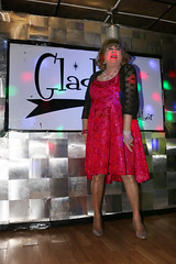 new146916-IMG_1340t (Misscherieamor) Tags: transvestite sissy crossdress tgirl transgender travestis travestie travesti tranny tv ts cd tg m2f tgurl gurl mature xdresser feminine femme transformation travestido travestit travestito traviesa transwoman christmasshow friends nightclub
