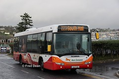 Bus Eireann SL3 (09C230). (Fred Dean Jnr) Tags: cork december2018 buseireann scania omnilink sl3 09c230 haulbowline buseireannroute223