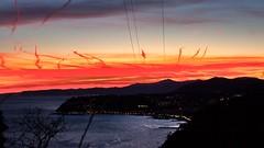 il 2018 chiude in bellezza. (barbaracoccigatti55) Tags: tramonto rosso di sera landscape paesaggio sunset red mare sea arenzano liguria