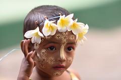 MYANMAR (gabrielebettelli56) Tags: asia myanmar mandalay volto portrait girl street nikon travel viaggi