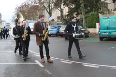 Street Band (CHRISTOPHE CHAMPAGNE) Tags: 2018 france epernay marne champagne habits lumiere musicien band street